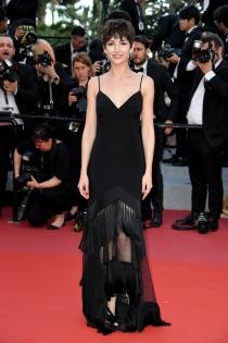Úrsula Corberó no se ha perdido el Festival de Cannes 2018