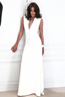 El elegante vestido de Carla Bruni en el Festival de Cannes 2018