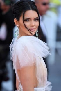 Kylie Jenner y el vestido más comentado en el Festival de Cannes 2018