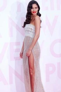 El impresionante vestido de Sara Sampaio para Cannes 2018