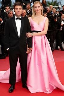 Chiara Ferragni y Fedez, la pareja más adorable en Cannes 2018