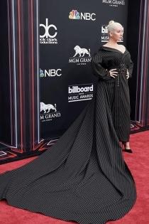 Christina Aguilera reaparece pisando fuerte en la gala de los Billboard 2018