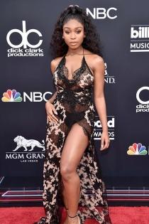 Normani, ex integrante de Fifth Harmony, la más sexy de los Billboard 2018