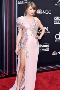 Taylor Swift, la más elegante de los Billboard 2018