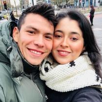 Hirving Lozano paseará su fútbol, pero también su amor en el Mundial