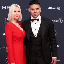 Falcao y Lorelei Taron estarán en el Mundial de fútbol 2018