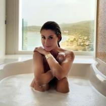 Elena Tablada, de la bañera a Instagram