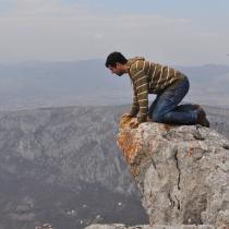 La acrofobia es el miedo ilógico a las alturas