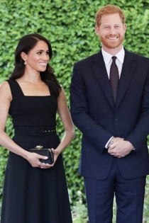 Meghan Markle y el príncipe Harry: la pareja más querida del momento