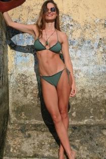 Ariadna Artiles demuestra que está muy en forma