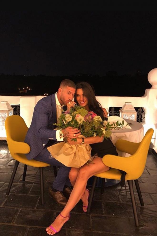 Pilar Rubio y Sergio Ramos anuncian que se casan