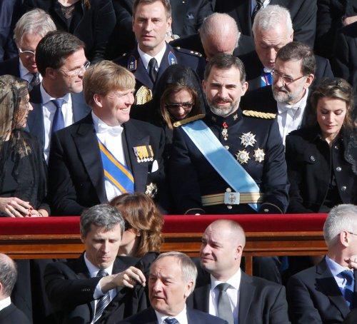 Letizia y el Príncipe Felipe: sobriedad