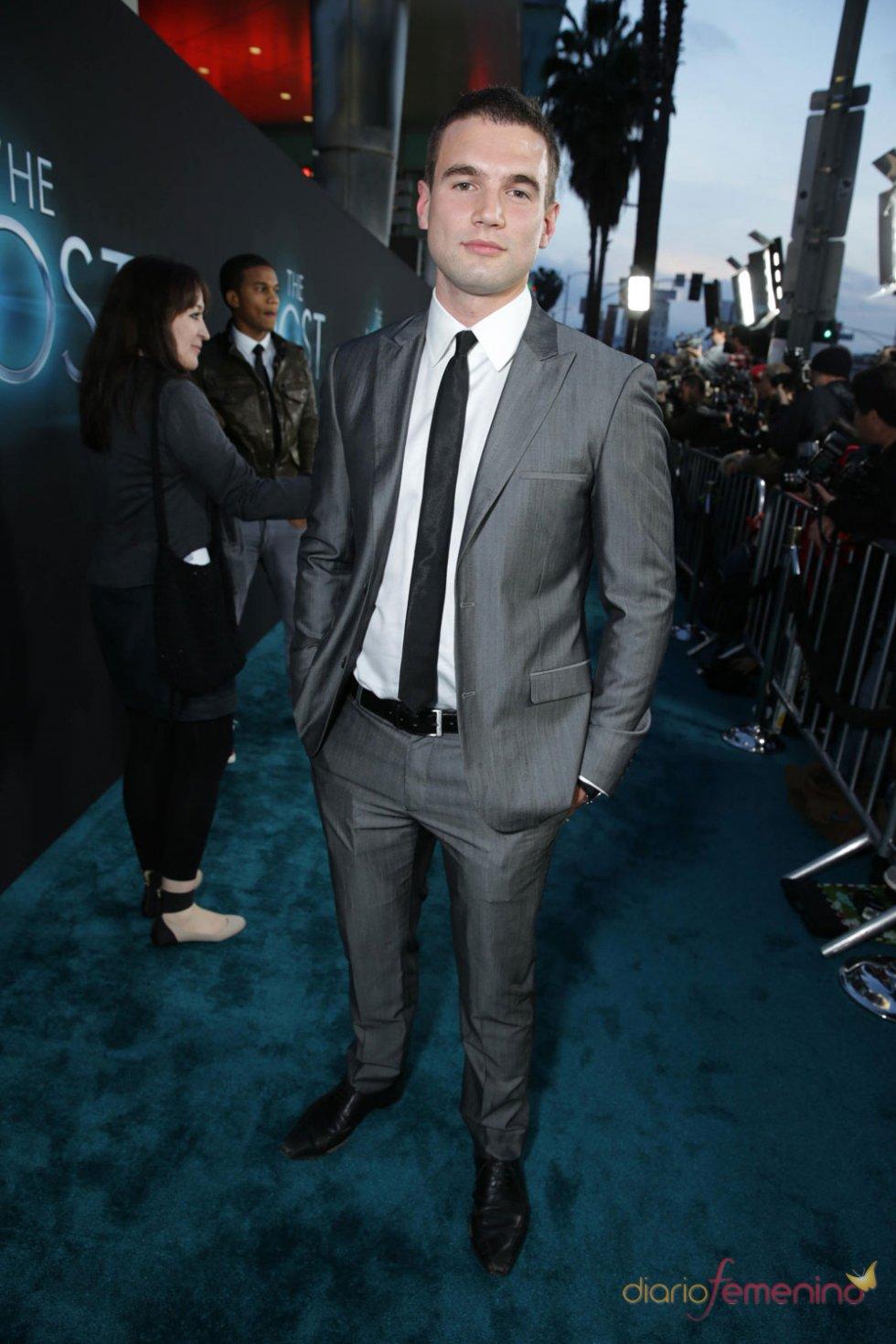 Alex Russell en el estreno de 'The Hist' en Los Ángeles