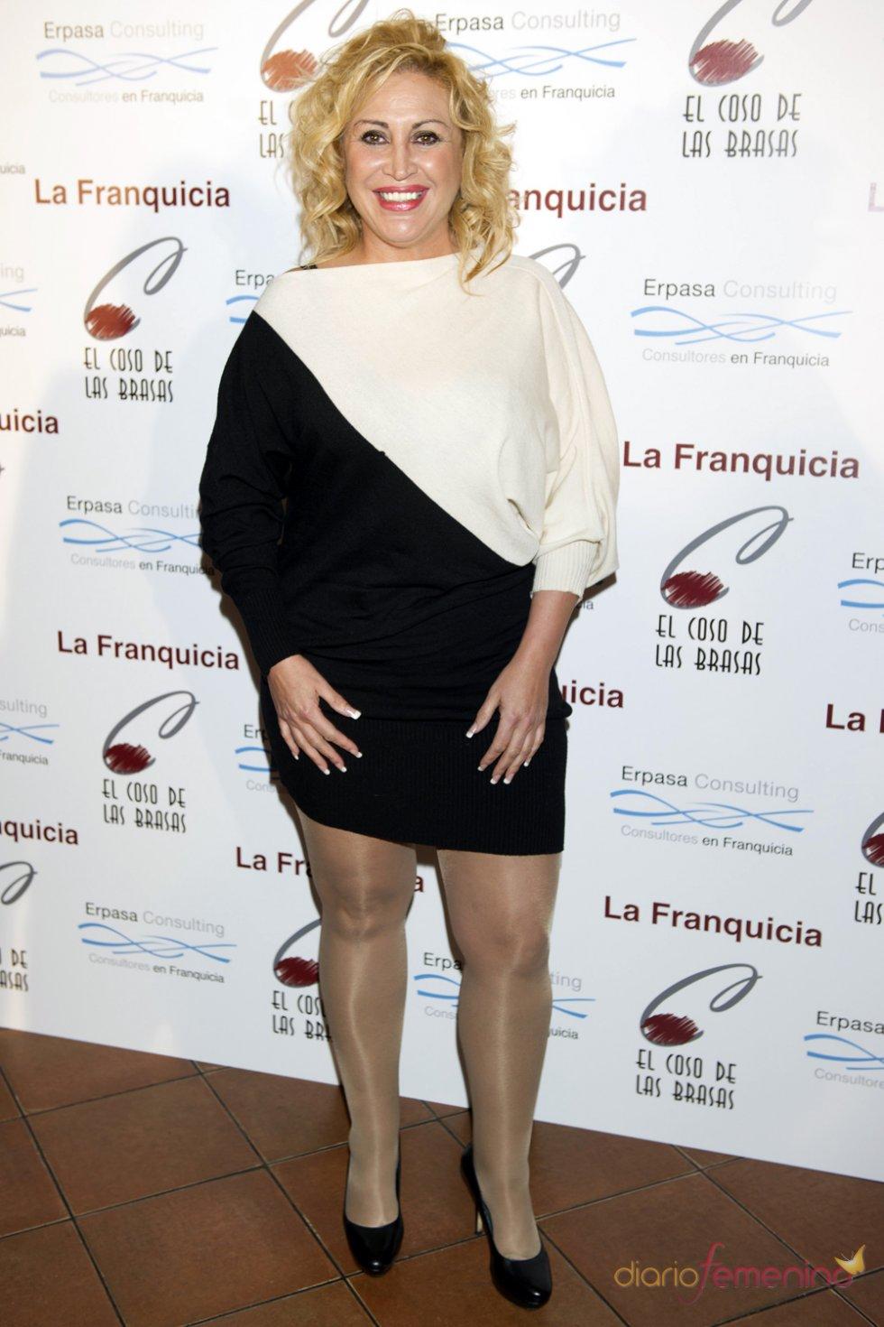 Raquel Mosquera pasa del trampolín de ¡Mira quién salta! a las noches de fiesta