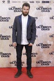 El actor Carles Francino en la premiere de 'Los últimos días'