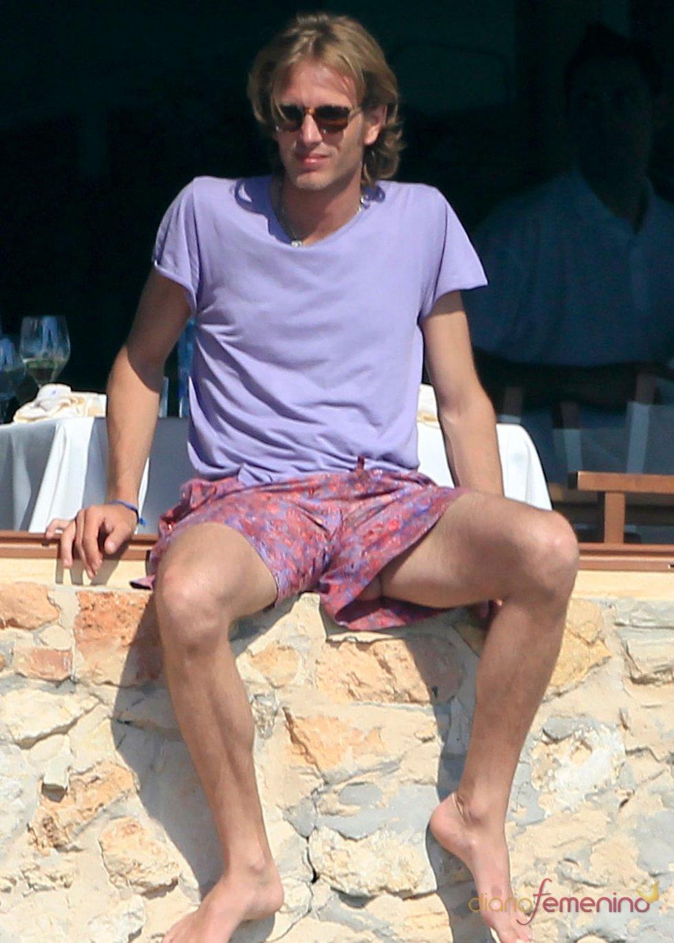 Andrea Casiraghi, pillado: el 'desnudo' más famoso