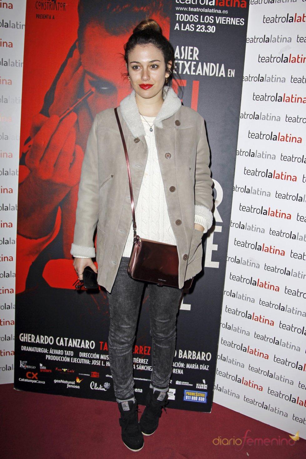 Blanca Suárez en el estreno de 'El Intérprete'