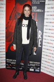 Manuela Velasco en el estreno de 'El Intérprete'