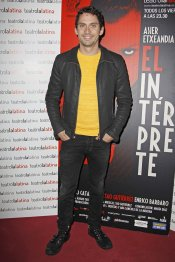 Paco León en el estreno de 'El Intérprete'