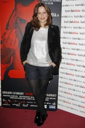 Aitana Sánchez-Gijón en el estreno de 'El Intérprete'