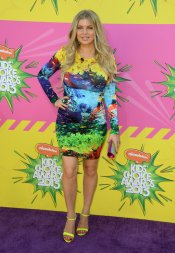 Fergie en los Kids' Choice Awards 2013