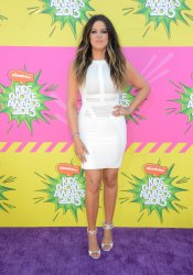 Khloé Kardashian en los Kids' Choice Awards 2013