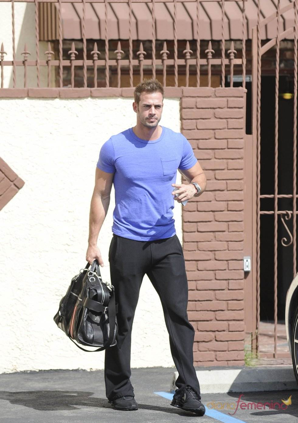 William Levy, estilo deportivo