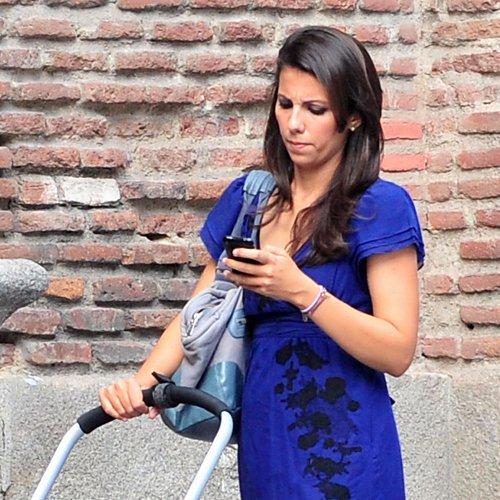 El look de Ana Pastor: sencillez y elegancia
