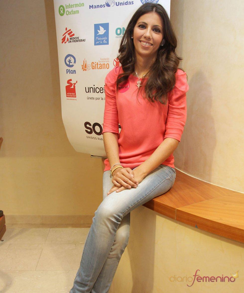 El look de Ana Pastor: imponente melena
