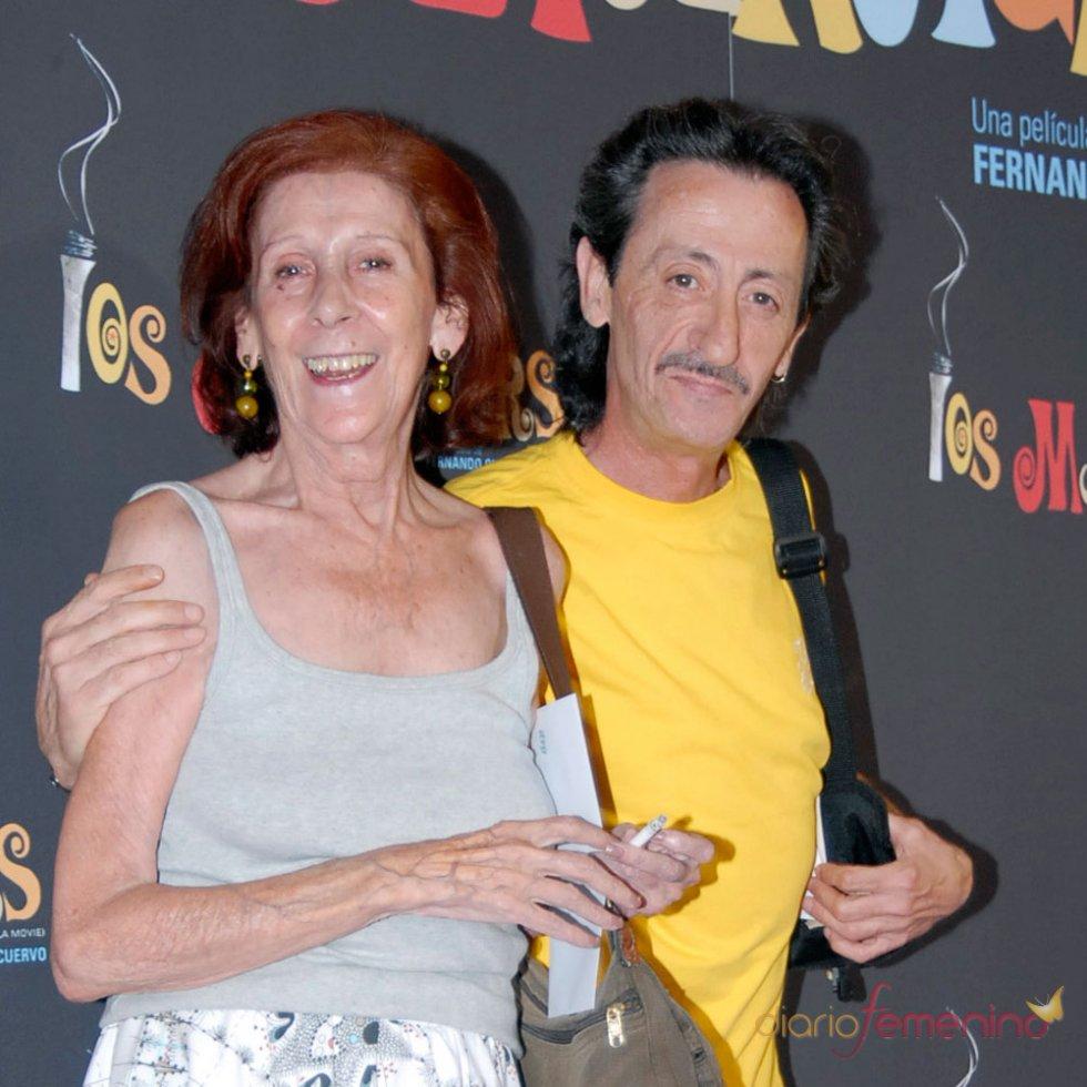 Funeral de Mariví Bilbao: Eduardo Gómez, otro gran amigo