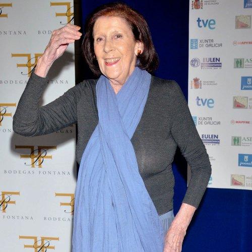 Funeral de Mariví Bilbao: la sonrisa permanente