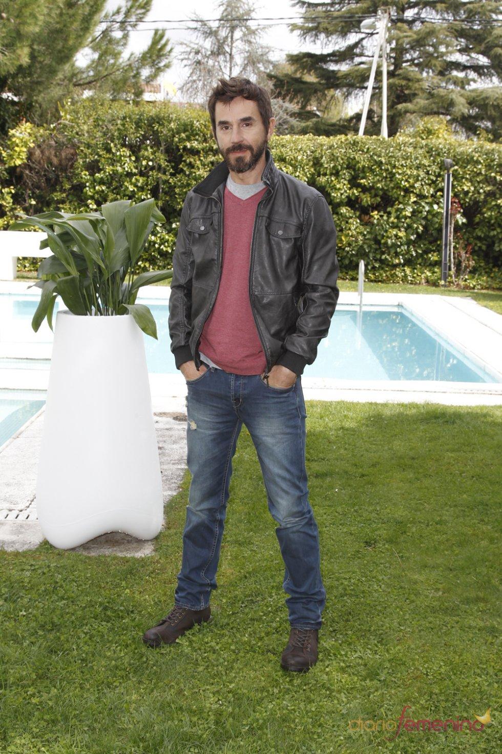 Santi Millán en la presentación de la segunda temporada de 'Frágiles'