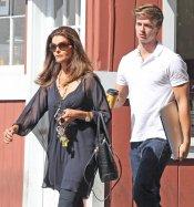 Maria Shriver está muy unida a su hijo, Patrick Schwarzenegger