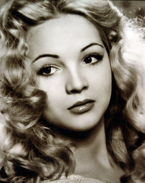 Sara Montiel, una de las grandes divas del cine español