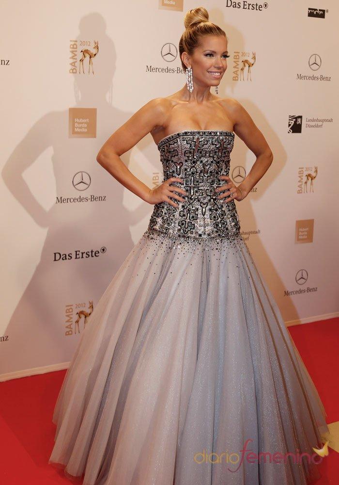 Sylvie Van der Vaart, la princesa de Holanda