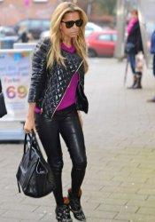 El look para el día a día de Sylvie Van der Vaart