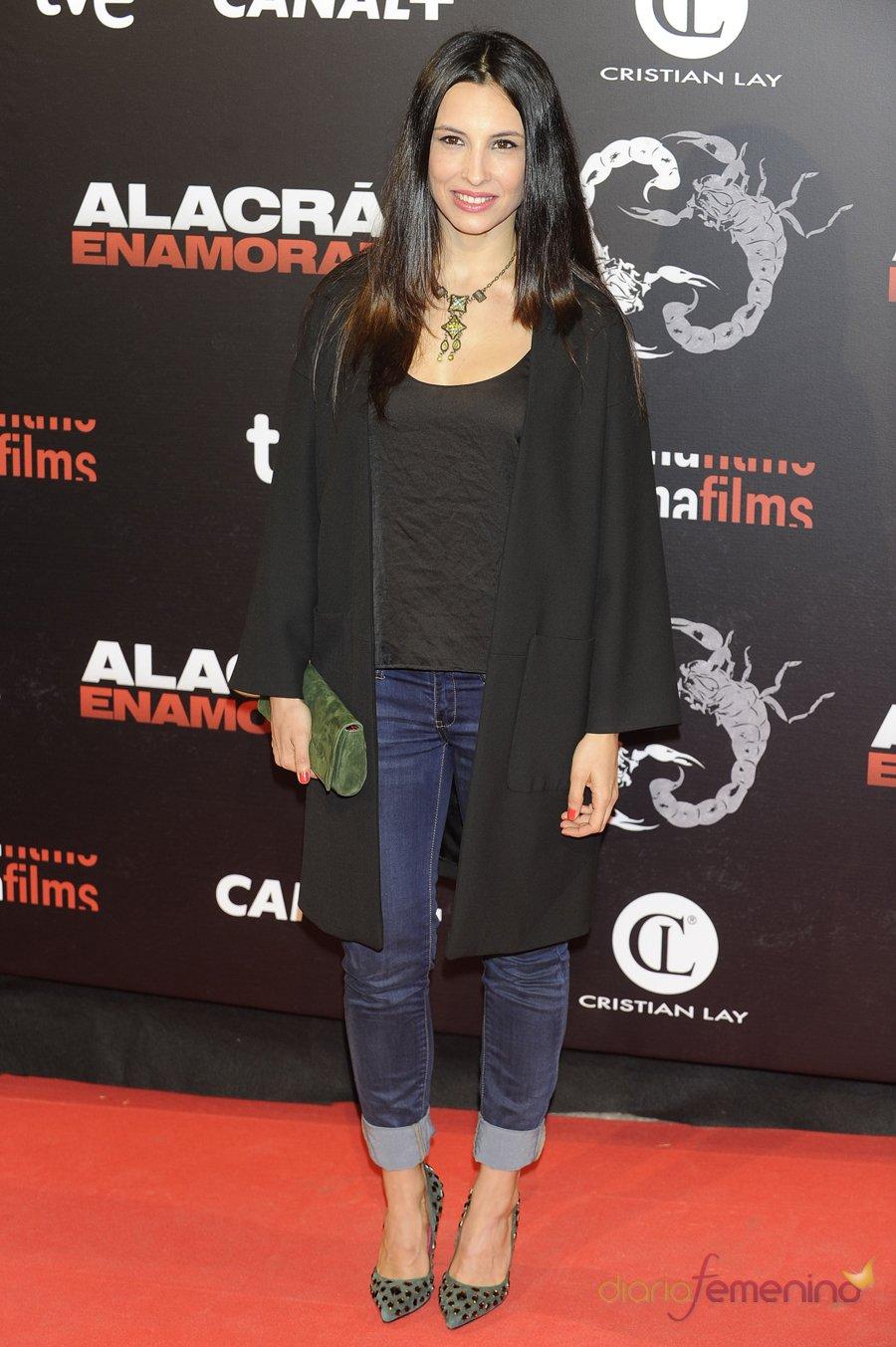 El look de Xenia Tostado en la premiere de 'Alacrán enamorado'