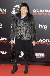 El look de Loles León en la presentación de 'Alacrán enamorado'