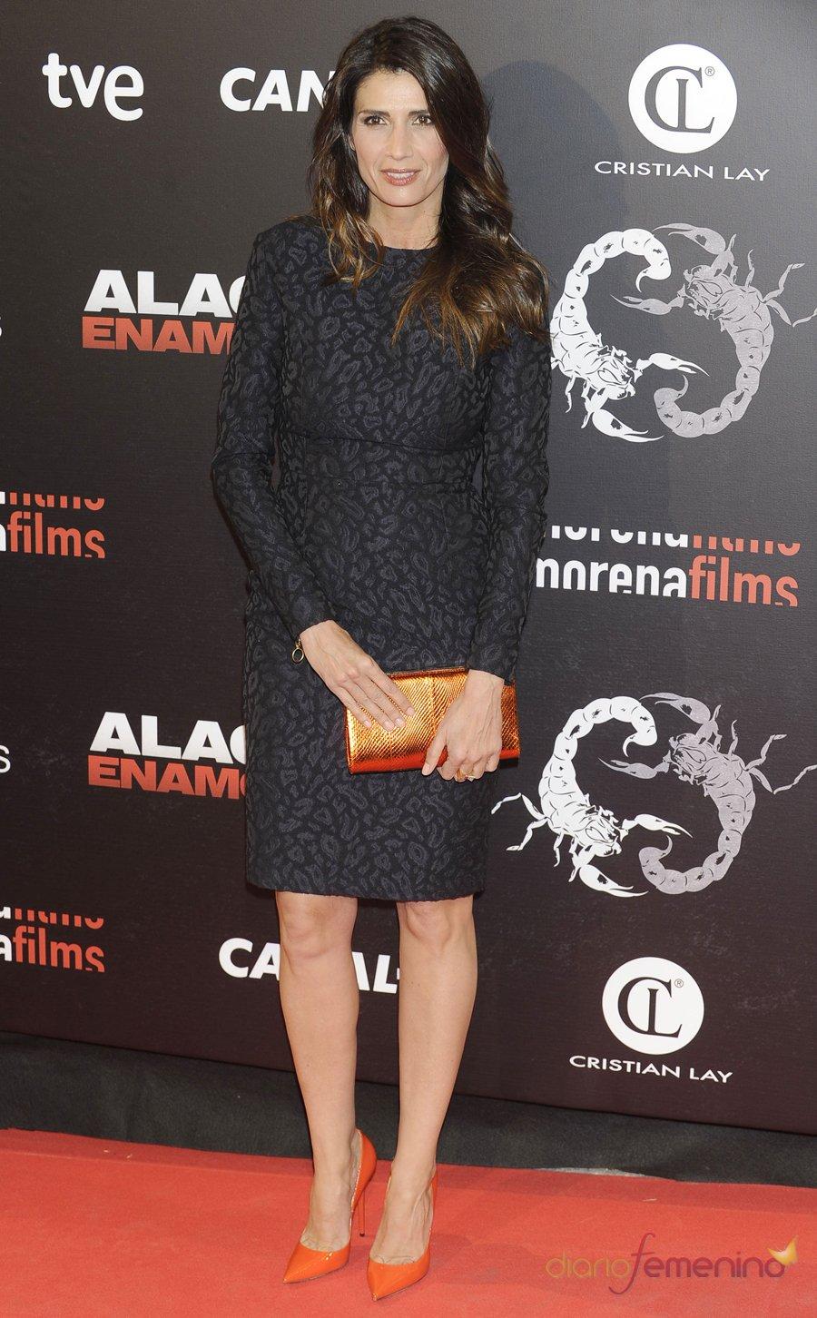 El look de Elia Galera en la premiere de 'Alacrán enamorado'