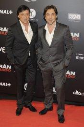 Javier Bardem y Carlos Bardem presentan 'Alacrán enamorado'