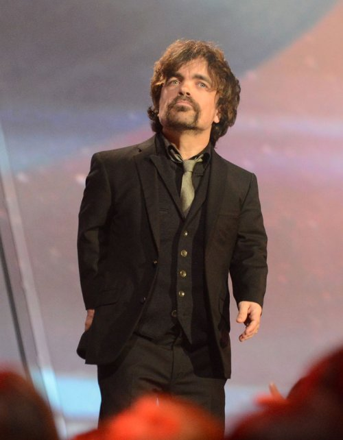 Tyrion en los MTV Movie Awards 2013