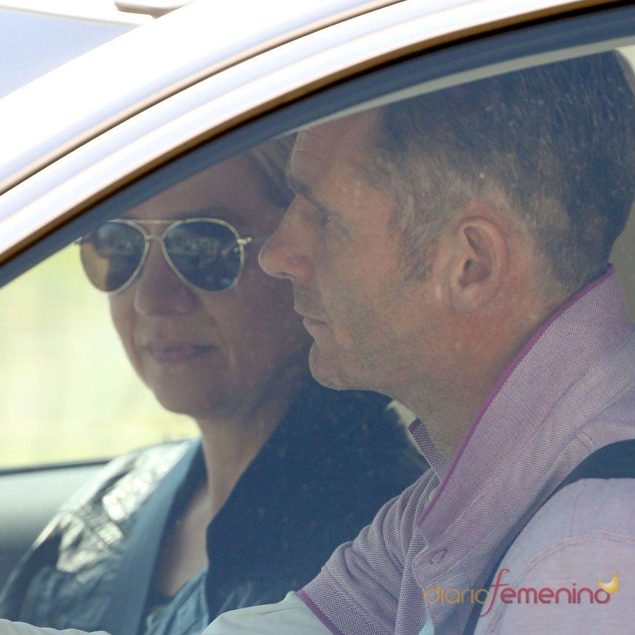Infanta Cristina y Urdangarin: Barcelona o Catar