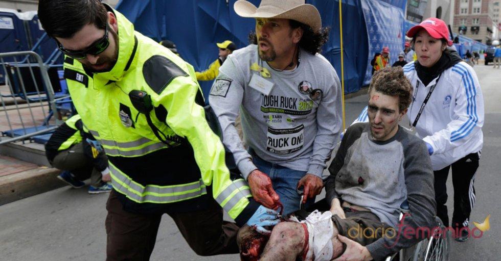 Más de veinte heridos en el atentado de Boston