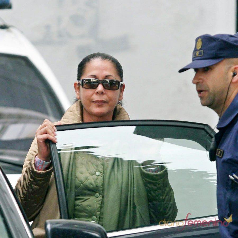 La detención de Isabel Pantoja, la viuda de España