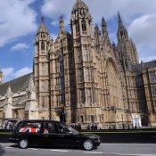 Londres despide a la Dama de Hierro