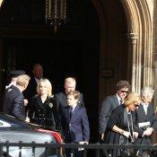 La foto de la familia de Margaret Thatcher