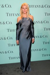 Gwyneth Paltrow en la fiesta Blue Book Ball de Tiffany