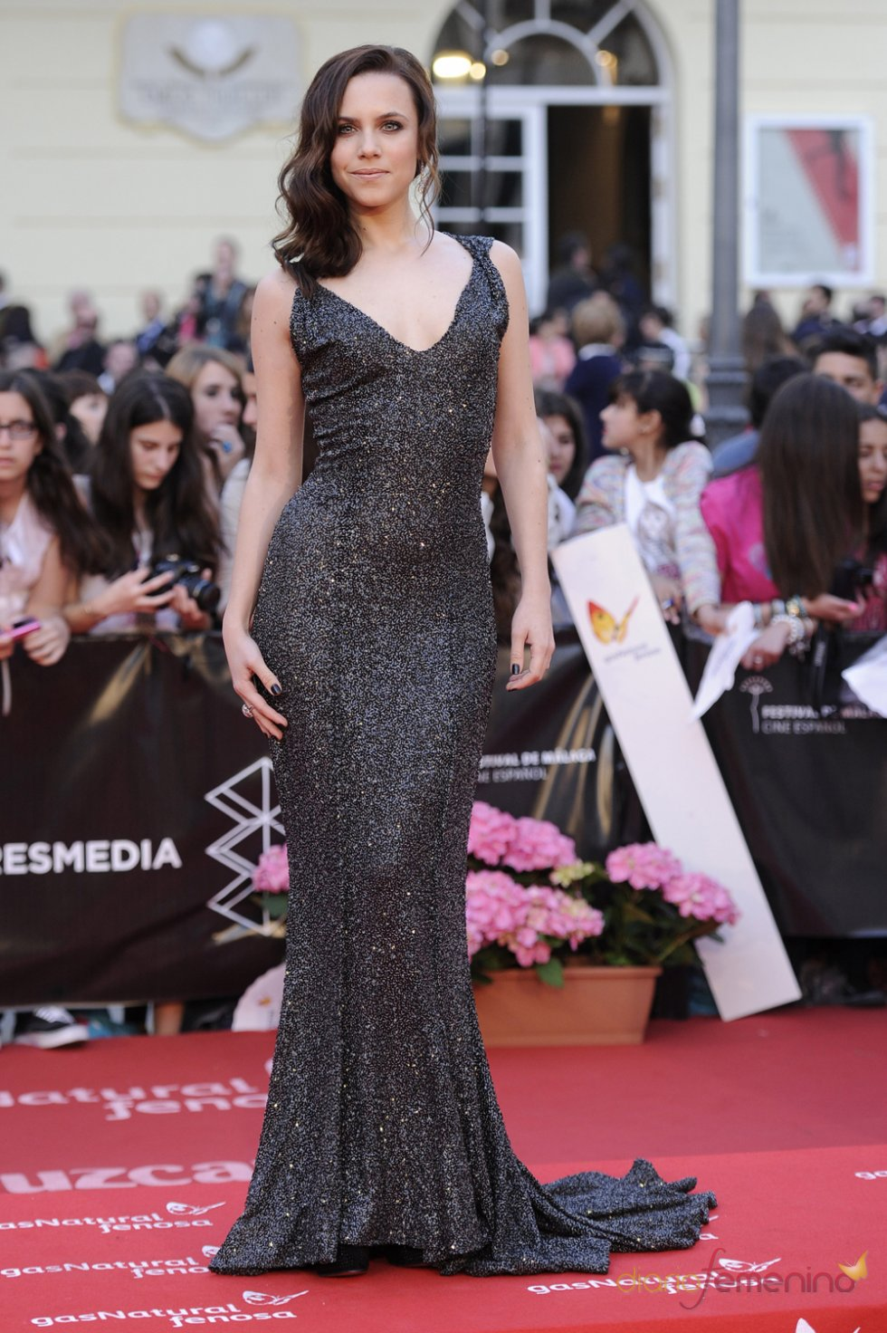 Aura Garrido en el Festival de Málaga de Cine Español