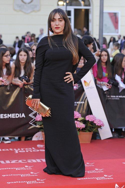 Candela Peña en el Festival de Málaga de Cine Español
