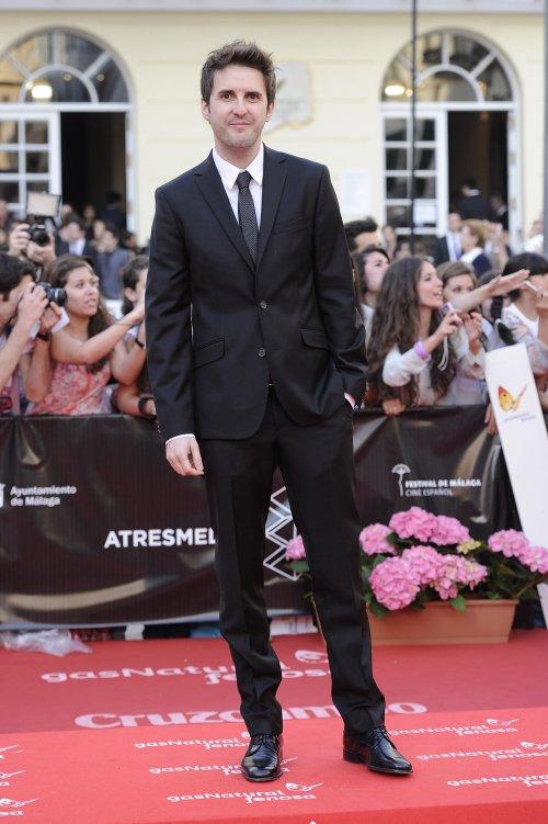 Julián López en el Festival de Málaga de Cine Español